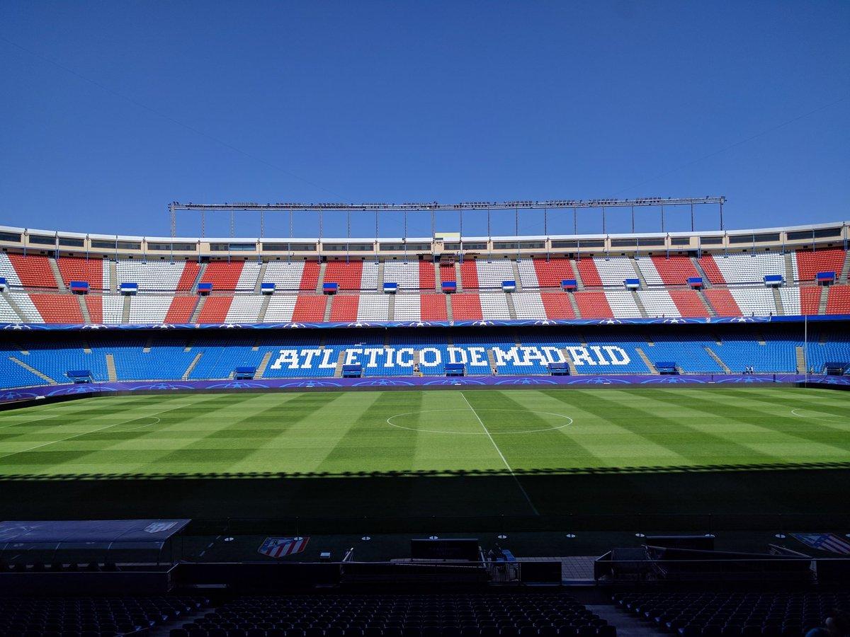 Proud to have visited this stadium last easter. #memories #AupaAtleti <br>http://pic.twitter.com/RnnjZbUR5R