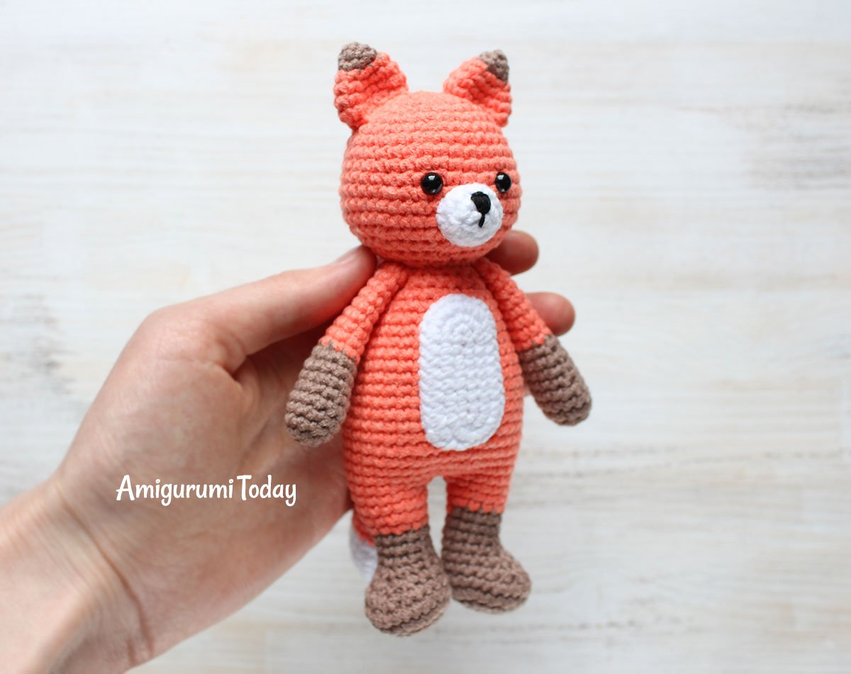 Bears Archives - Amigurumi Today | 951x1200