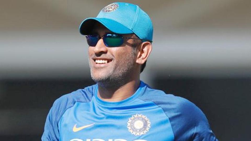 .@msdhoni in focus at training as #India gear up for ODI series vs #Sr...