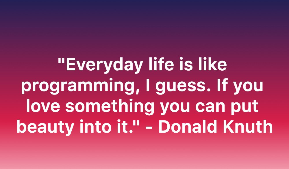Rightly said #programming #development #developer #quote #awesome #coding #Coder #android #androiddev #mindorks #programmer #android<br>http://pic.twitter.com/rdJNbF6key
