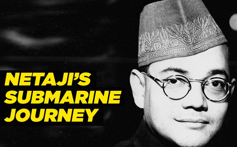 In the water lies the puzzle to the disappearance of #Netaji. Discover...