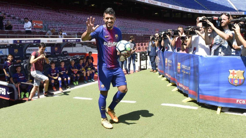 Valverde banks on Paulinho for midfield solidity ##Barcelona ##CSL ##ErnestoValverde…  http://www. enisports.com/valverde-banks -paulinho-midfield-solidity/ &nbsp; … <br>http://pic.twitter.com/v4SKZ5zUfK