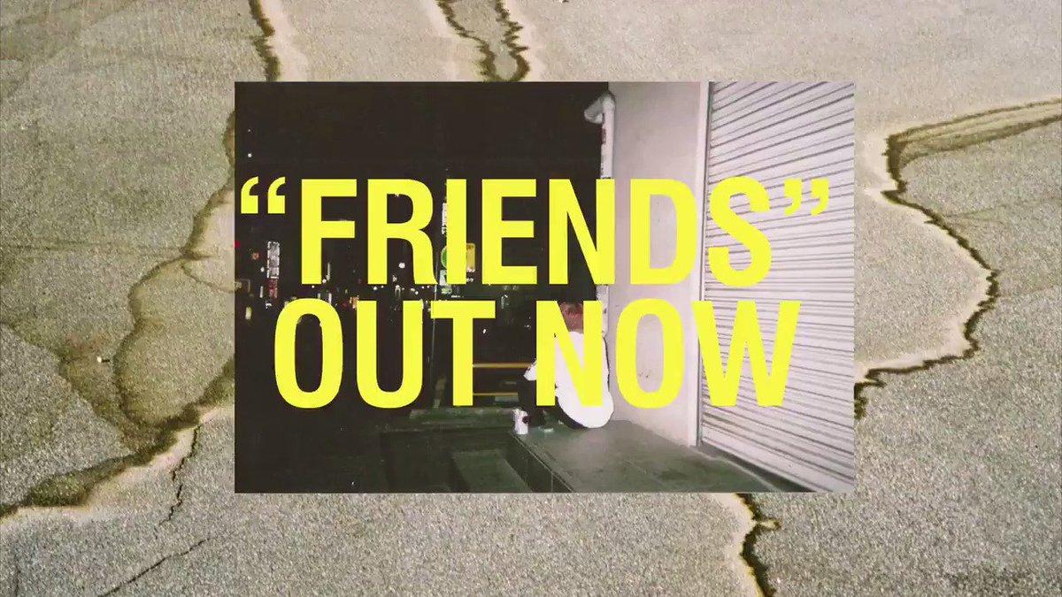 New song #Friends out now @bloodpop https://t.co/Bzzi41jtGd https://t....