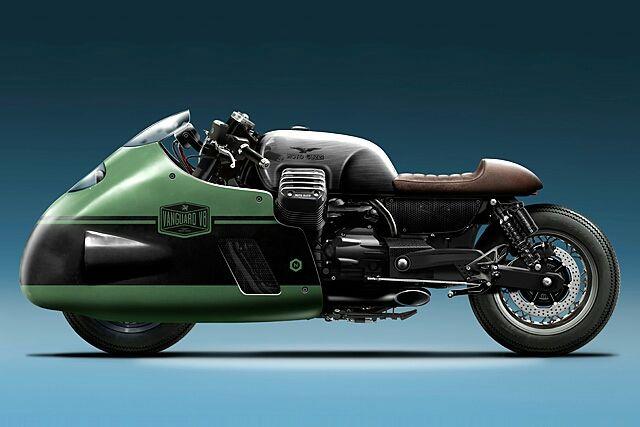So Cool #wyattsgarage #motoguzzi #moto #motorcycle #motorcycles #biker #bike #custombike #caferacer #mybikemypride #builtnotbought <br>http://pic.twitter.com/z3djvyUV59