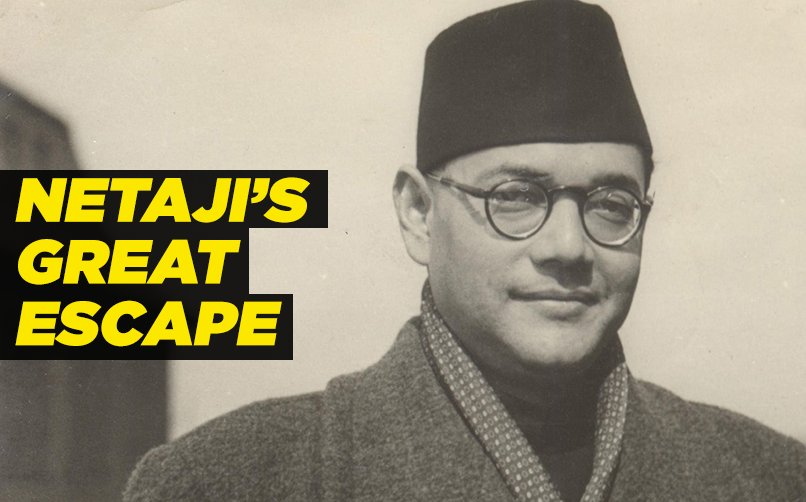 This new show about Netaji looks 👌. #FindingNetaji @HISTORYTV18 https:...
