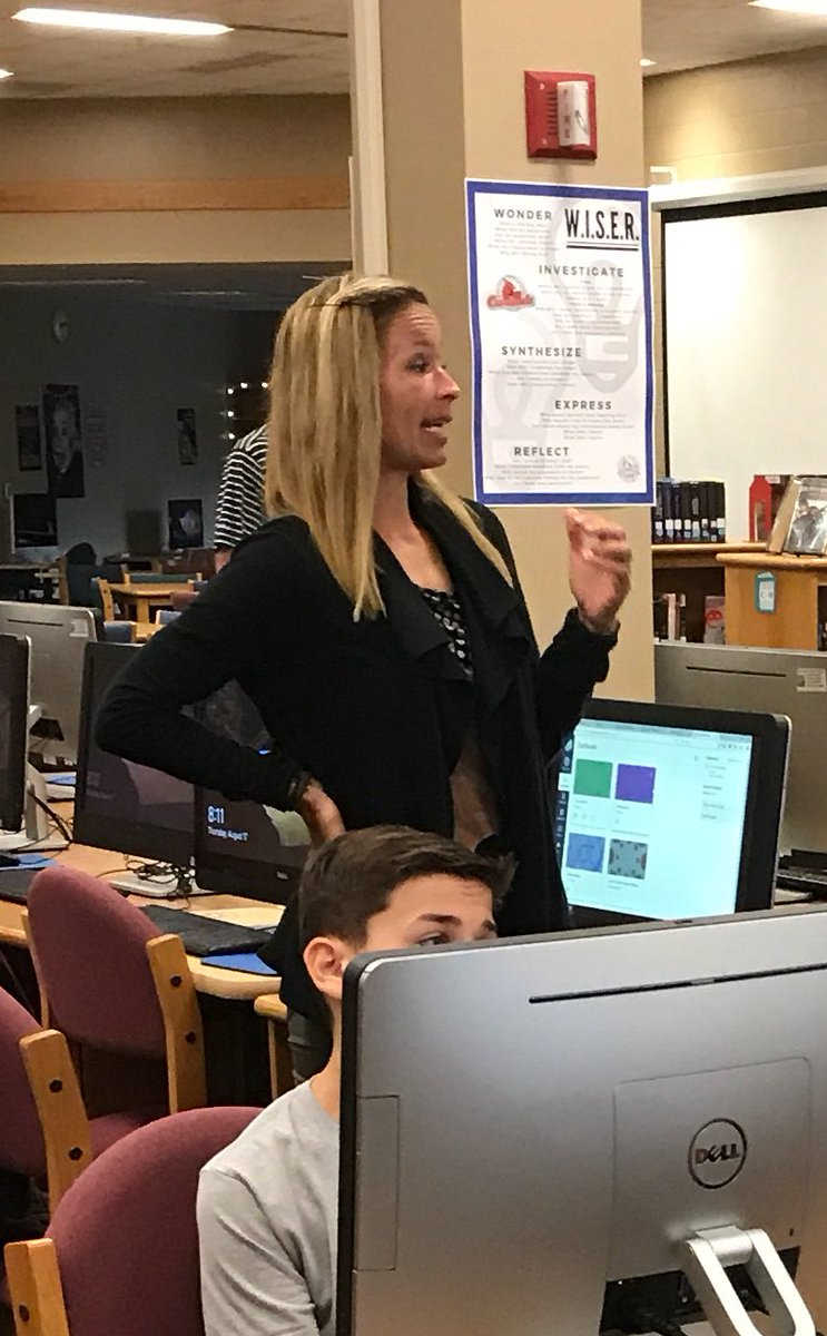 BVMS IDC, Jen Duke, introduces students to Canvas and its life long learning benefits. #Canvas #FutureReady @BVMiddle @BVmiddleELA<br>http://pic.twitter.com/qa7o0inp7S