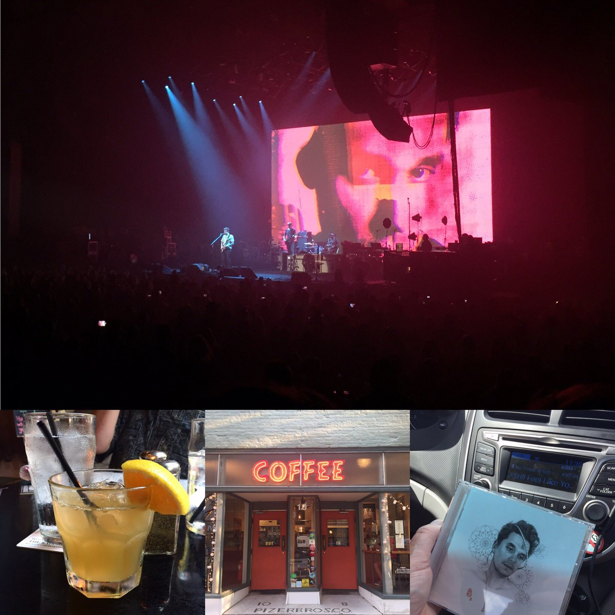 Status #globetrotting4Mayer the most epic #setlist to date, great banter from @JohnMayer, but I&#39;ve seen a livelier audience at a funeral <br>http://pic.twitter.com/Fp4r55sQ1v