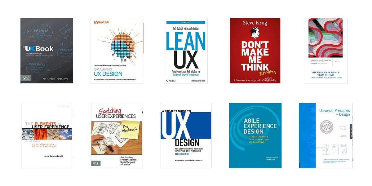 10 MUST-READ UX Design Books &gt;  http:// ow.ly/iBLU30eu3x2  &nbsp;    #ux #uxbooks #uxdesign #agile #design #ui #web <br>http://pic.twitter.com/fsGJXRsc7m