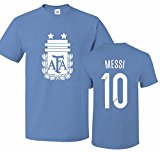 Tcamp Argentina Soccer Shirt Lionel Messi #10 Jersey... #Messi #BallondOr #ElClasico &gt; http:// tinyurl.com/y857m7zc  &nbsp;  &lt;<br>http://pic.twitter.com/8551qH70qH
