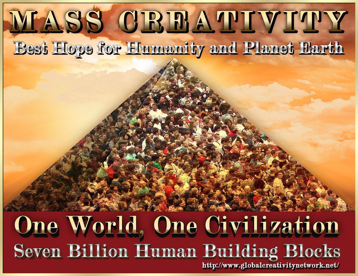 MASS CREATIVITY: Join the Global Civic Creativity Campaign  http:// globalcreativity.siterubix.com/global-civic-c reativity &nbsp; …  #diversity #participation #inclusion #climatechange #work<br>http://pic.twitter.com/92DT1JL3n8