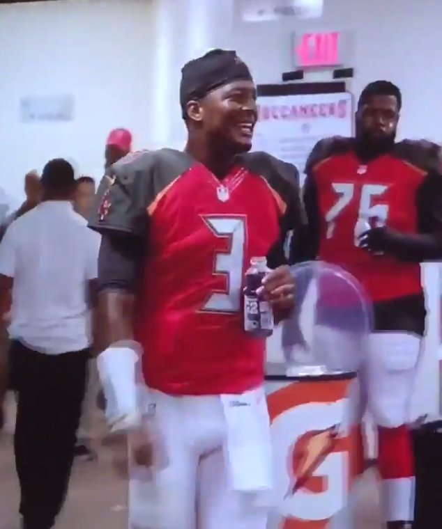 Jameis Winston has the most mesmerizing voice in all of sports/life ht...