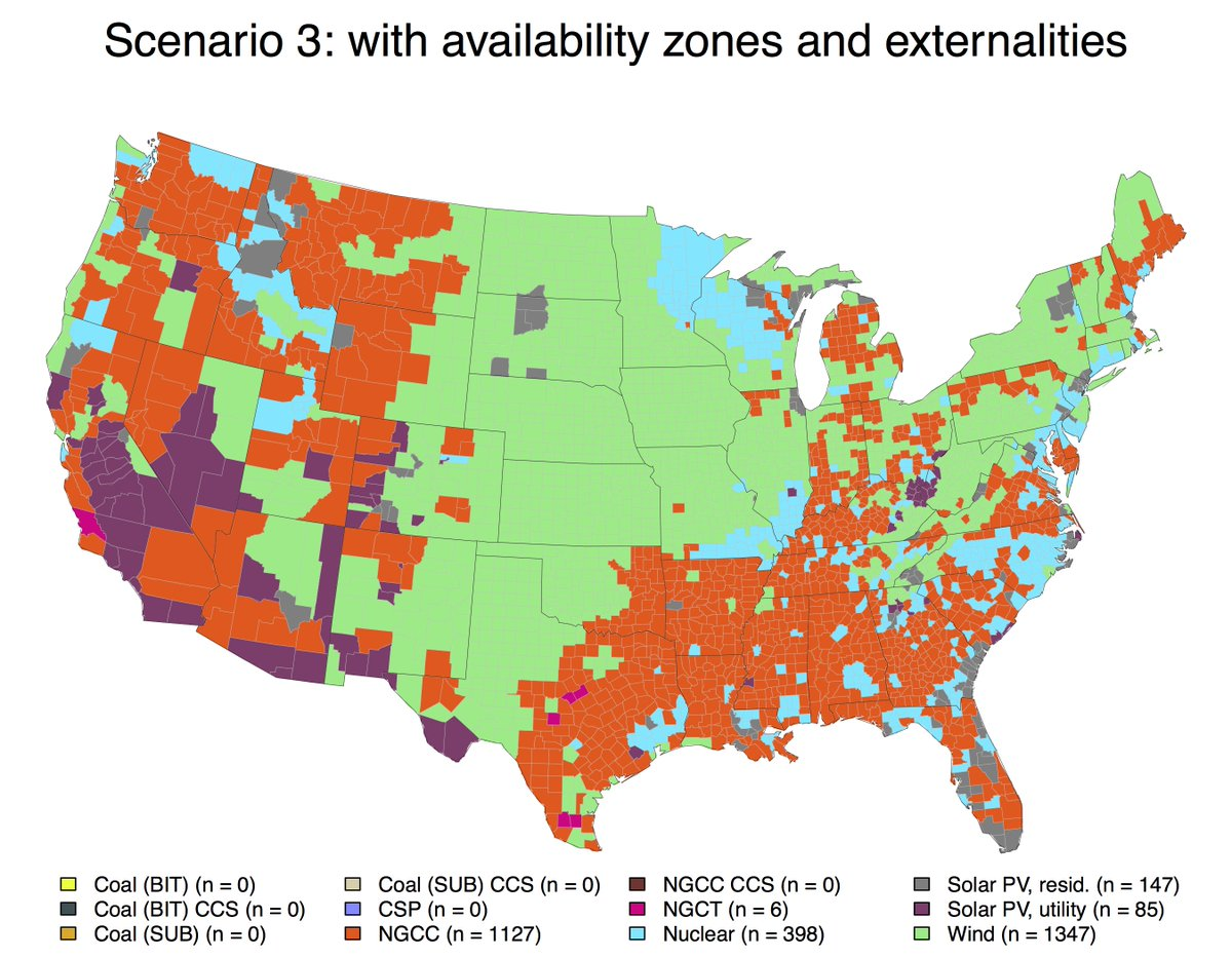 Hey #energytwitter like the LCOE maps? Data/code now open source! #enjoy #energy #LCOE #opensource #data #forkon  https:// github.com/joshdr83/The-F ull-Cost-of-Electricity-LCOE-maps &nbsp; … <br>http://pic.twitter.com/f9Ie9EEqbT