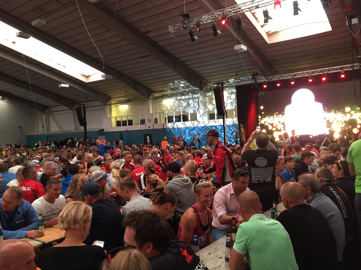 test Twitter Media - Just a few people ready for the #IMKalmar Race Briefing :-) https://t.co/ixVTuJ920s