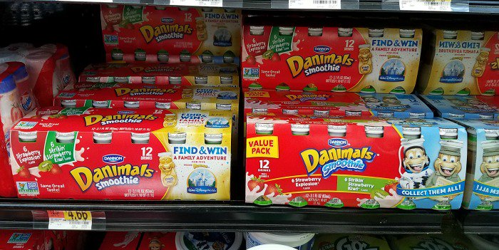 You could #win a vacation to #DisneyWorld w/ specially marked Danimals packages! AD  https:// ooh.li/6620059  &nbsp;   #DanimalsDoesSummer #sweepstakes<br>http://pic.twitter.com/yuiGZy3Svq