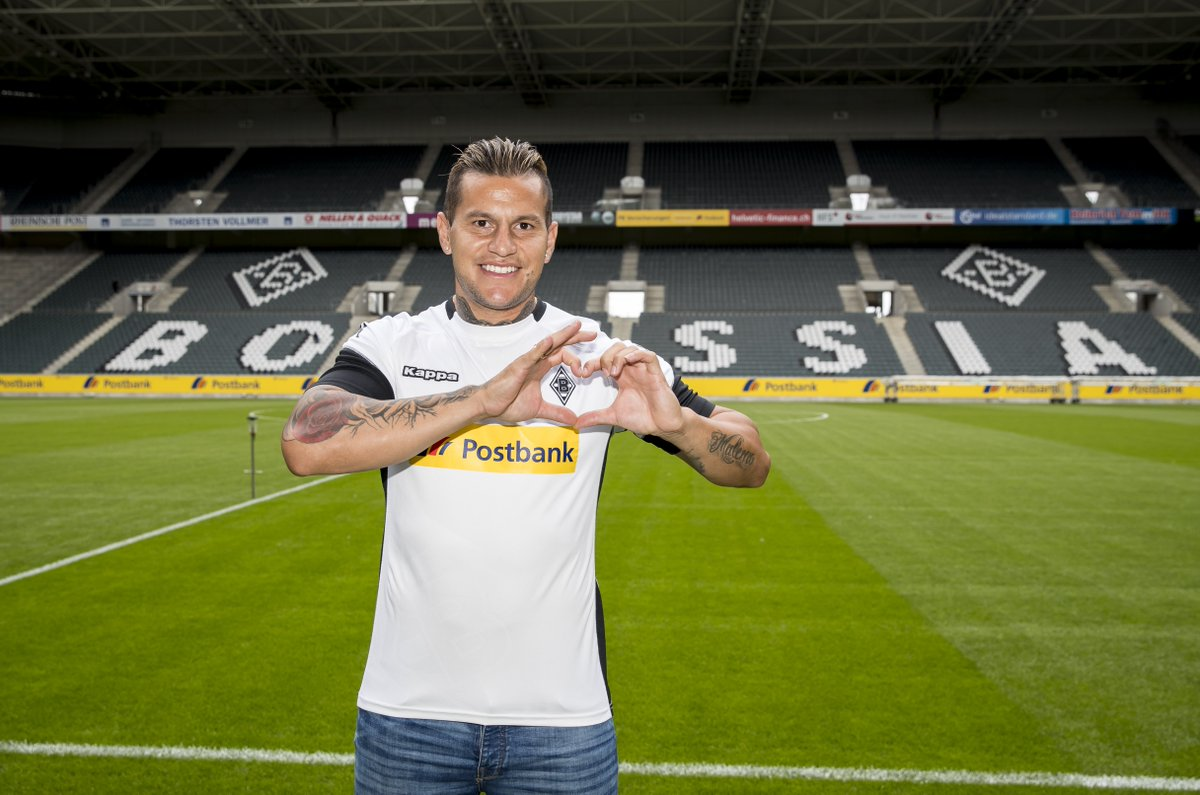 #Bobadilla: &quot;I know exactly what the derby means for #Borussia. I hope that we can keep the three points in Gladbach on Sunday.&quot; #BMGKOE<br>http://pic.twitter.com/lp1CsfJaRa