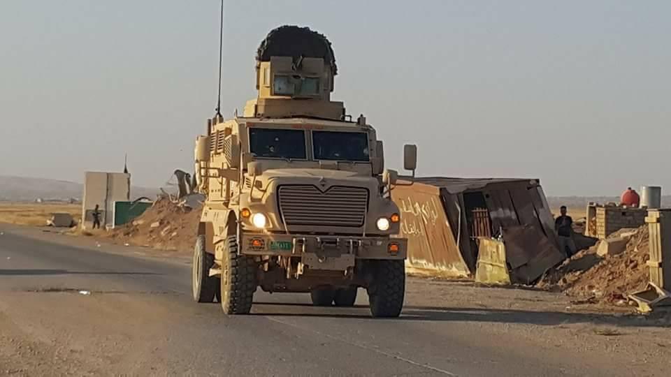 العراق يستلم 30 عربه MRAP نوع MaxxPro DHckHK6XkAA9FBF