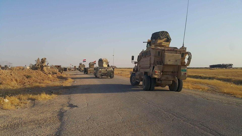 العراق يستلم 30 عربه MRAP نوع MaxxPro DHckTWfXUAA5ulp
