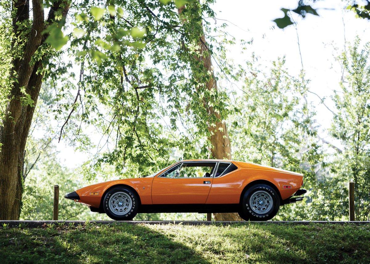 Today on  http:// Silodrome.com  &nbsp;   - 1974 De Tomaso Pantera  @rmsothebys #detomaso #pantera #italian #ford #v8 #car #classiccar #supercar<br>http://pic.twitter.com/4ppRrNZkej