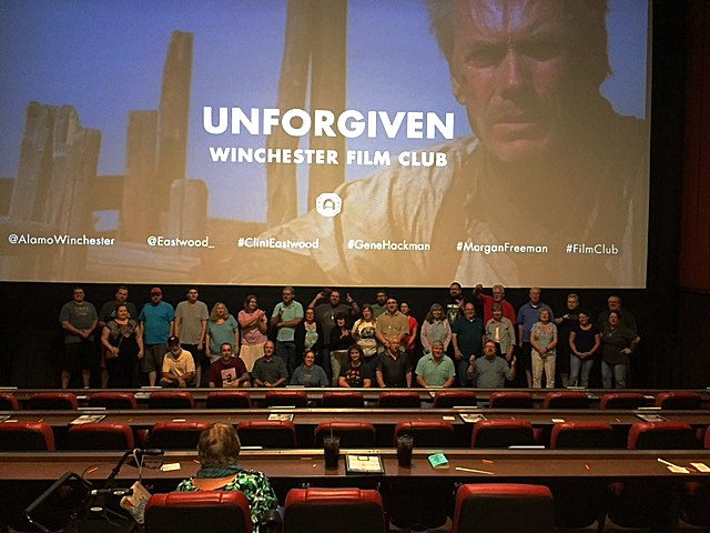 A beautiful 4k restoration of #ClintEastwood&#39;s #Unforgiven shot into the eyes of #FilmClub faster than you could read English Bob&#39;s story!<br>http://pic.twitter.com/oxgcuzRJgw