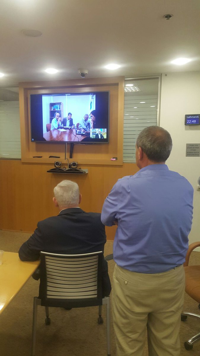 """Yuval Rotem 🇮🇱 on Twitter: """"MFA Situation Room + @IsraelinSpain monitoring #Barcelona events, in contact w/ local authorities to ensure wellbeing of ..."""
