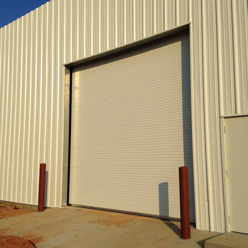 Rolling steel door on building - Raynor Garage Doors On Twitter Raynor Rolling Steel Doors Are The Perfect Choice For Your Commercial Size Building