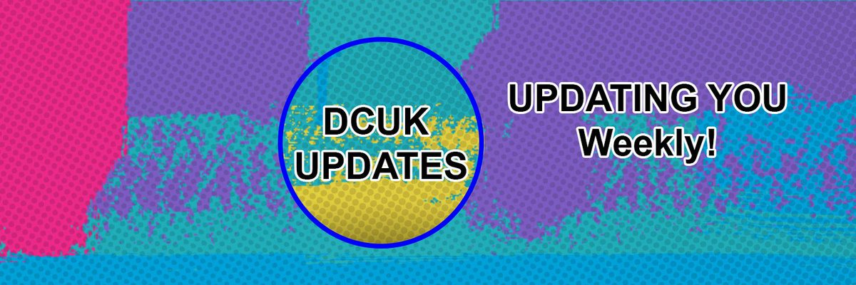 Happy to say @DCUK_NEWS will be have New Episodes / New show tables fo...