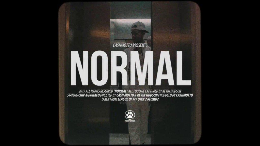 RT @wetmybeak: CHIP  FT. DONAE'O | NORMAL | MUSIC VIDEO @OfficialChip@DONAEO https://t.co/Pm0u7tmTok https://t.co/DakBPzkmen