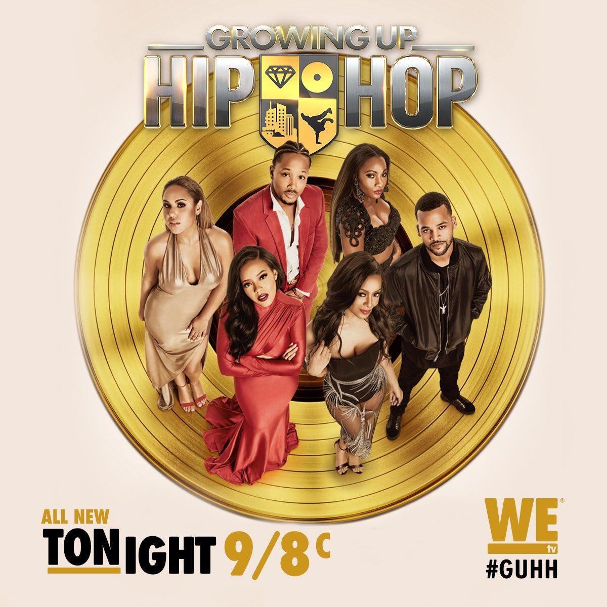 Watch #guhh tonight @9/8 C on @WEtv https://t.co/QCCAGdOlND