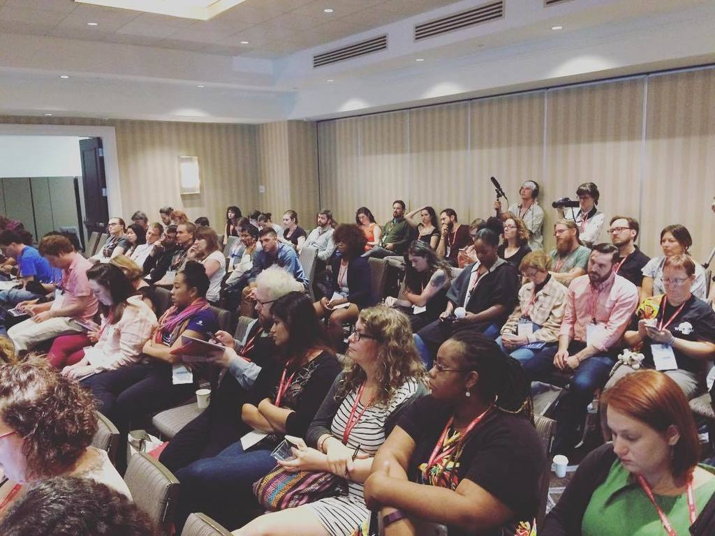 #wikipedians @Wikimania17 session on inclusion @Wikimedia @WikiconNA @Wikipedia #wiki #AfroCROWD #wikipedia #Montr…  http:// ift.tt/2uVhVMF  &nbsp;  <br>http://pic.twitter.com/l0iF4NPdkq