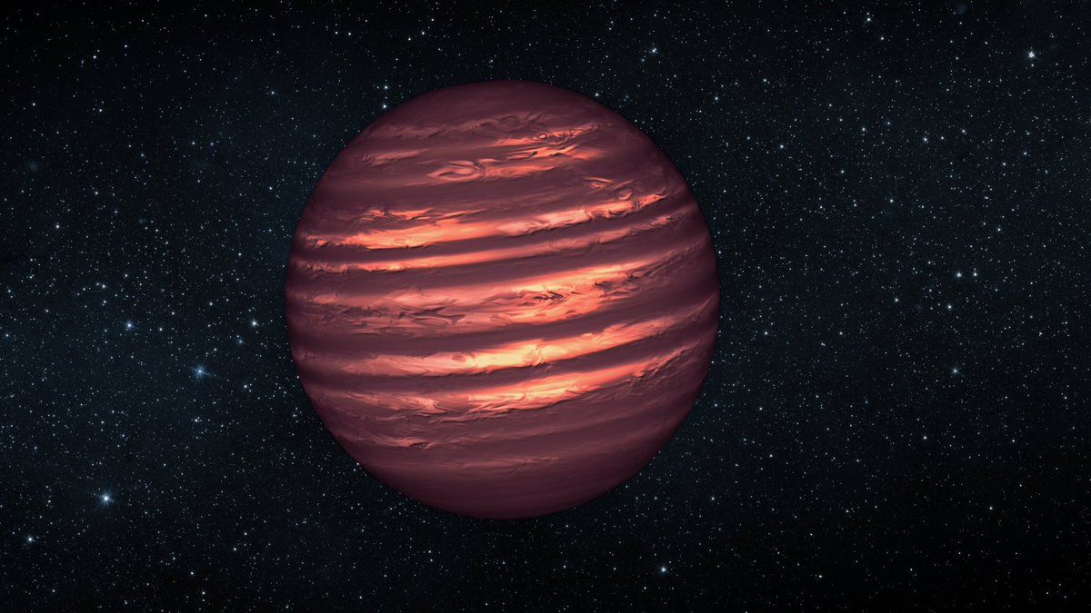 Clouds on 'Failed Stars' Resemble Those on Neptune https://t.co/2CUFL7wT9v