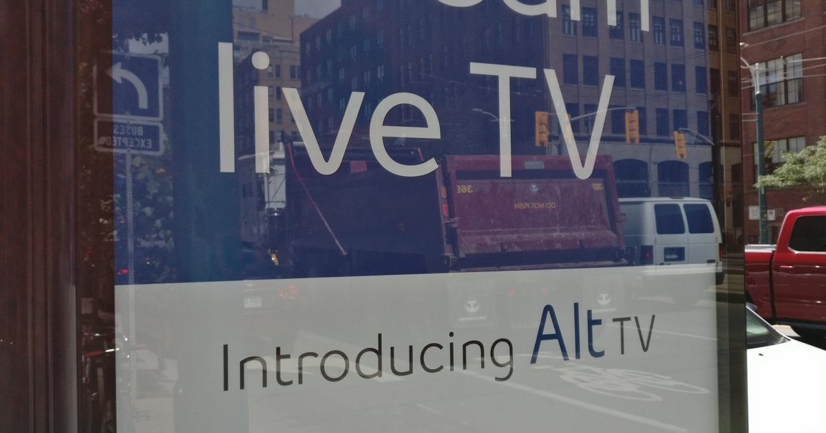 Bell Canada's 'Alt-TV' doesn't sit well after #Charlottesville violence https://t.co/VEQqiFxdFv