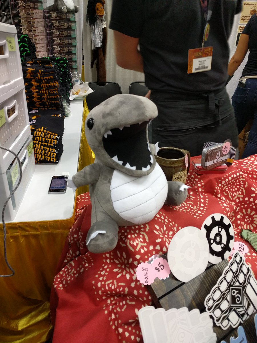 To buy, or not to buy... #gencon #boardgames #dino #rawr <br>http://pic.twitter.com/vsufLrnYFy