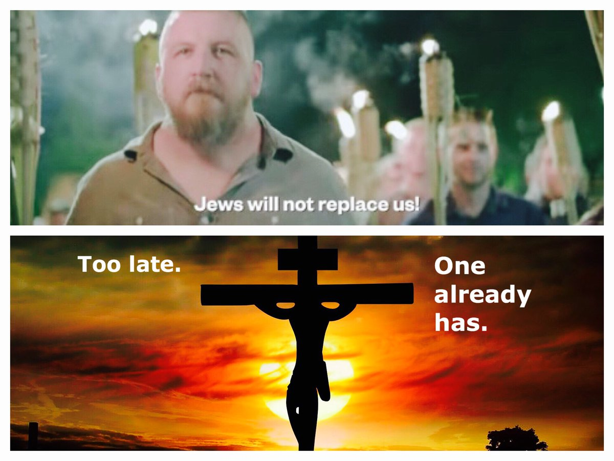 You can be a white supremacist. You can be a #Christian. You cannot be both. Choose! <br>http://pic.twitter.com/WI6vfF7icC