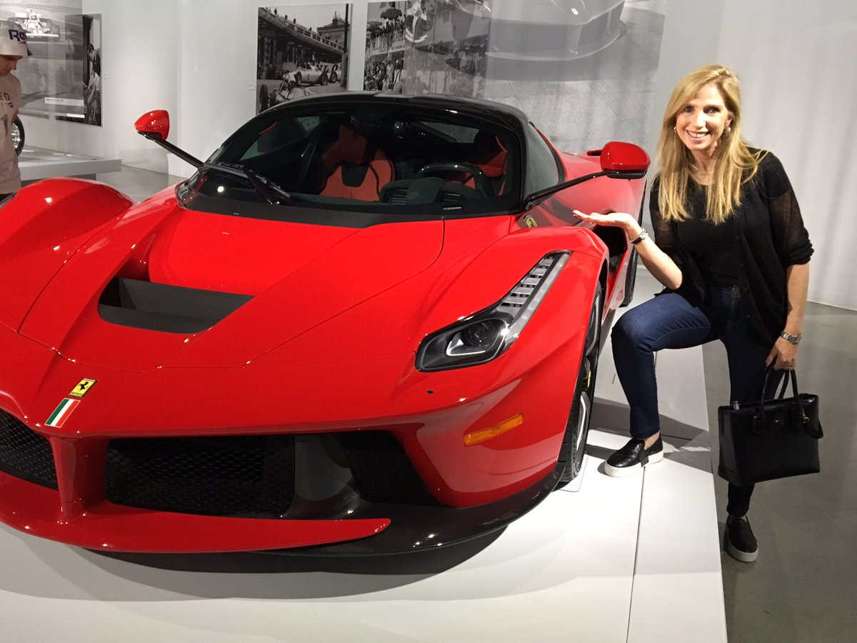 Sheri Winters On Twitter Car Shopping PetersenMuseum - Winters car show