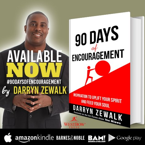 Encouragers, I need your help. Please #Download, #RETWEET and #Share my book #90daysofencouragement Click&gt;&gt;  https://www. amazon.com/90-Days-Encour agement-Darryn-Zewalk/dp/1512755699 &nbsp; … <br>http://pic.twitter.com/wcci1DBpfq
