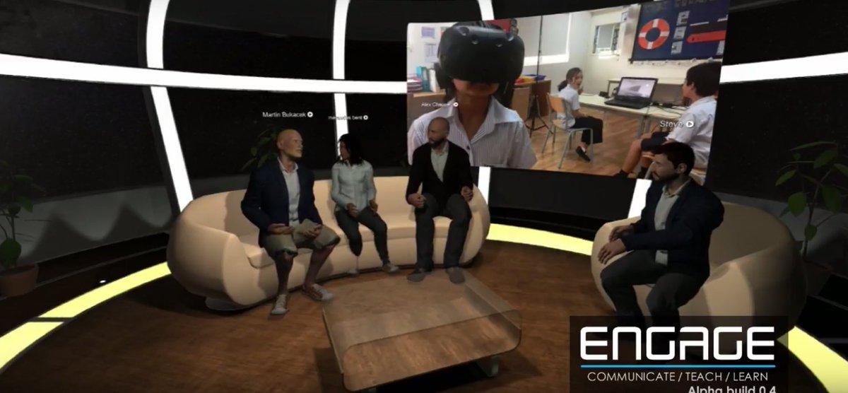 Video highlights from the last #CPDinVR event -  https:// youtu.be/ehYHOdiGLfs  &nbsp;   #VirtualReality #VR #ARVRinEDU #edtech #CPD #PD #vreduchat #VRinEDU<br>http://pic.twitter.com/dWW6yQBQU8
