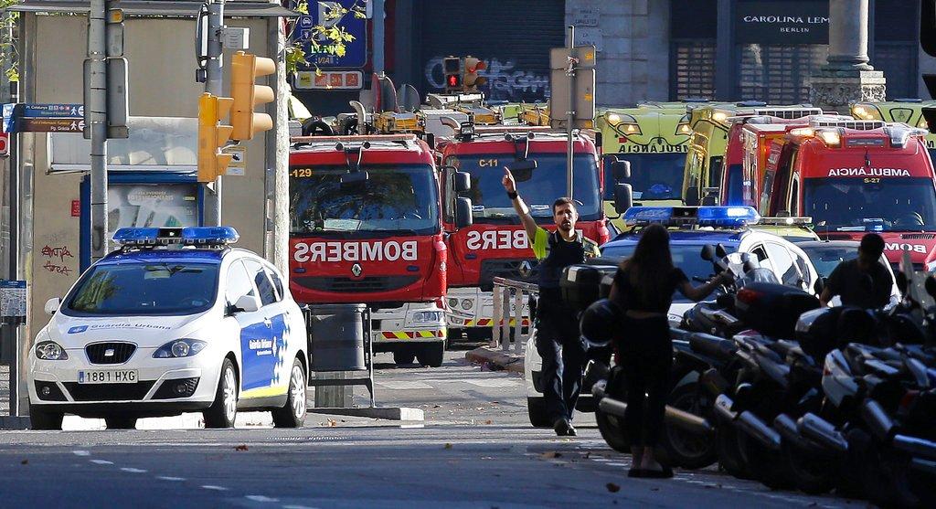 Attentato #Barcellona, la condanna e la solidarietà internazionale → h...
