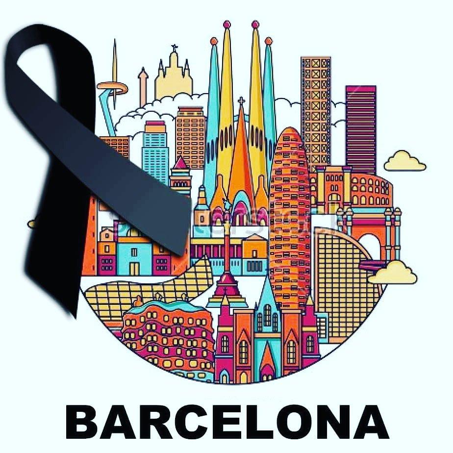 Shocked and sad for #Barcelona attack. Anims i Coratge. Continuons de lutter contre le #terrorisme en promouvant une #Mediterránee en #paix <br>http://pic.twitter.com/5HA0xsE80T