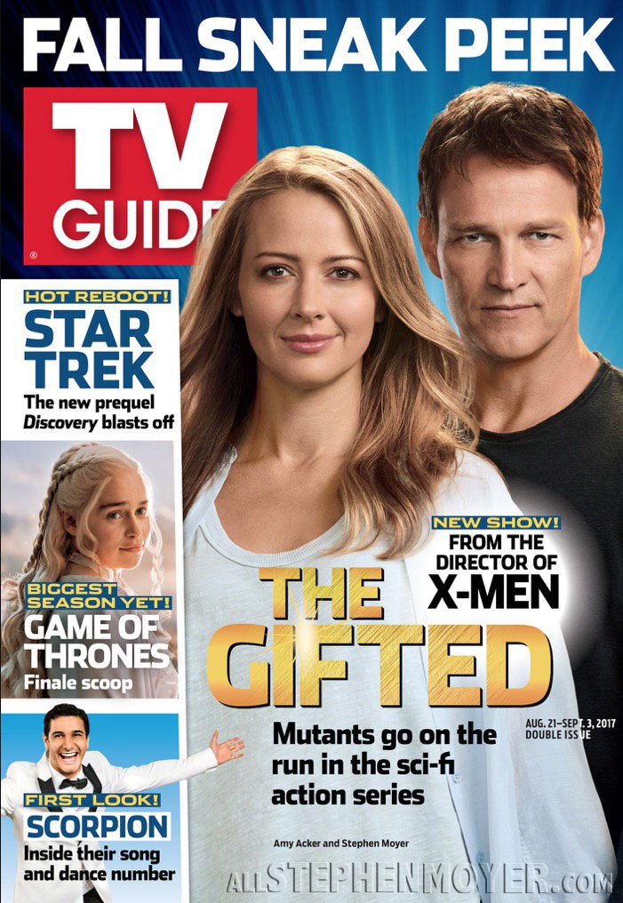 Check out @smoyer and @AmyAcker on the cover of @TVguide here: https:/...