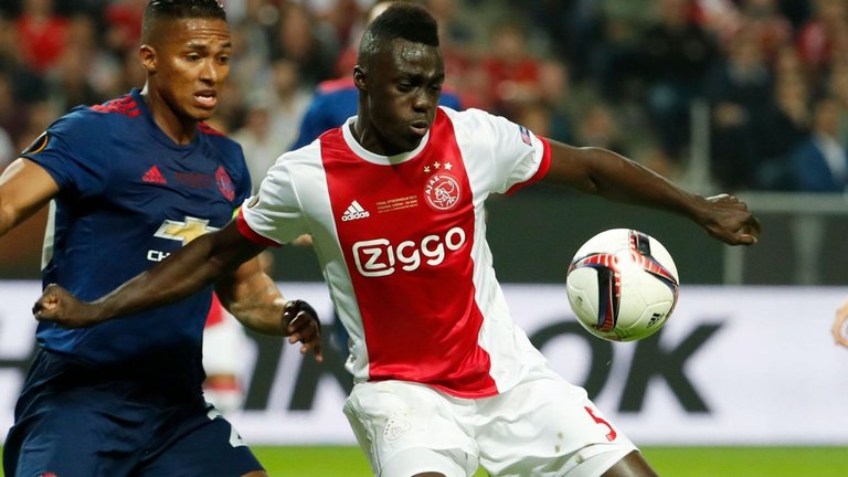 BREAKING: Tottenham agree deal with Ajax for defender Davinson Sanchez...