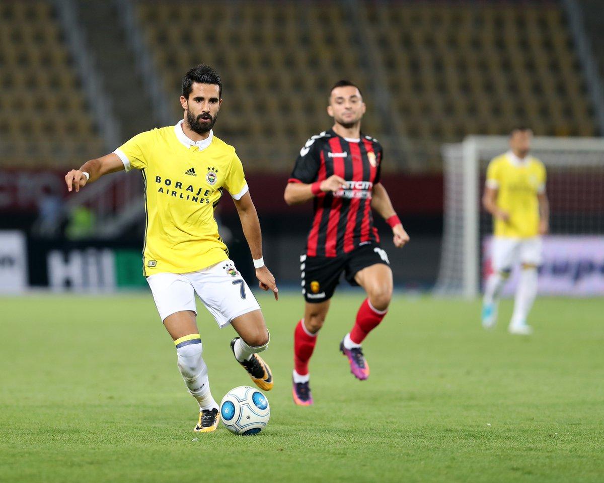 Maç Sonucu | Vardar 2-0 Fenerbahçe