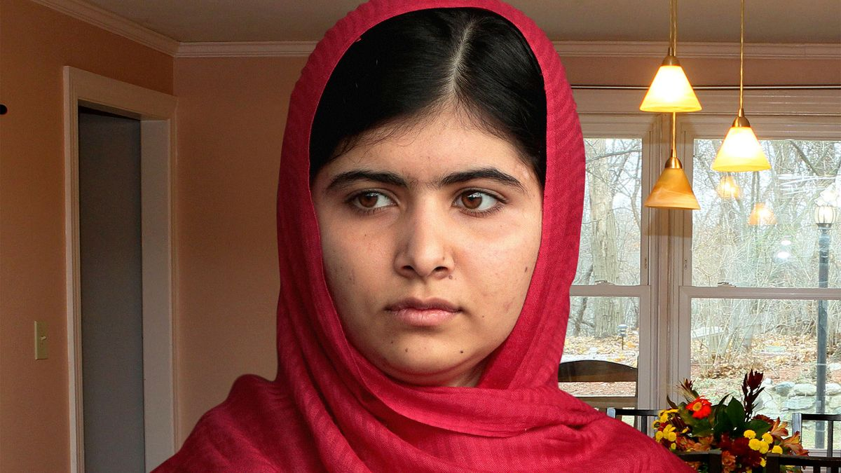 Malala Can Tell Oxford Paired Her With Roommate Just Because They're B...