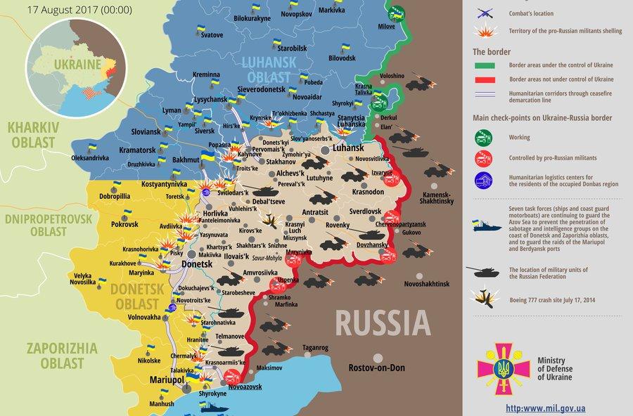 #Russia – #Ukraine #war updates: daily briefings as of August 17, 2017   EMPR https://t.co/40CEnP7XNN