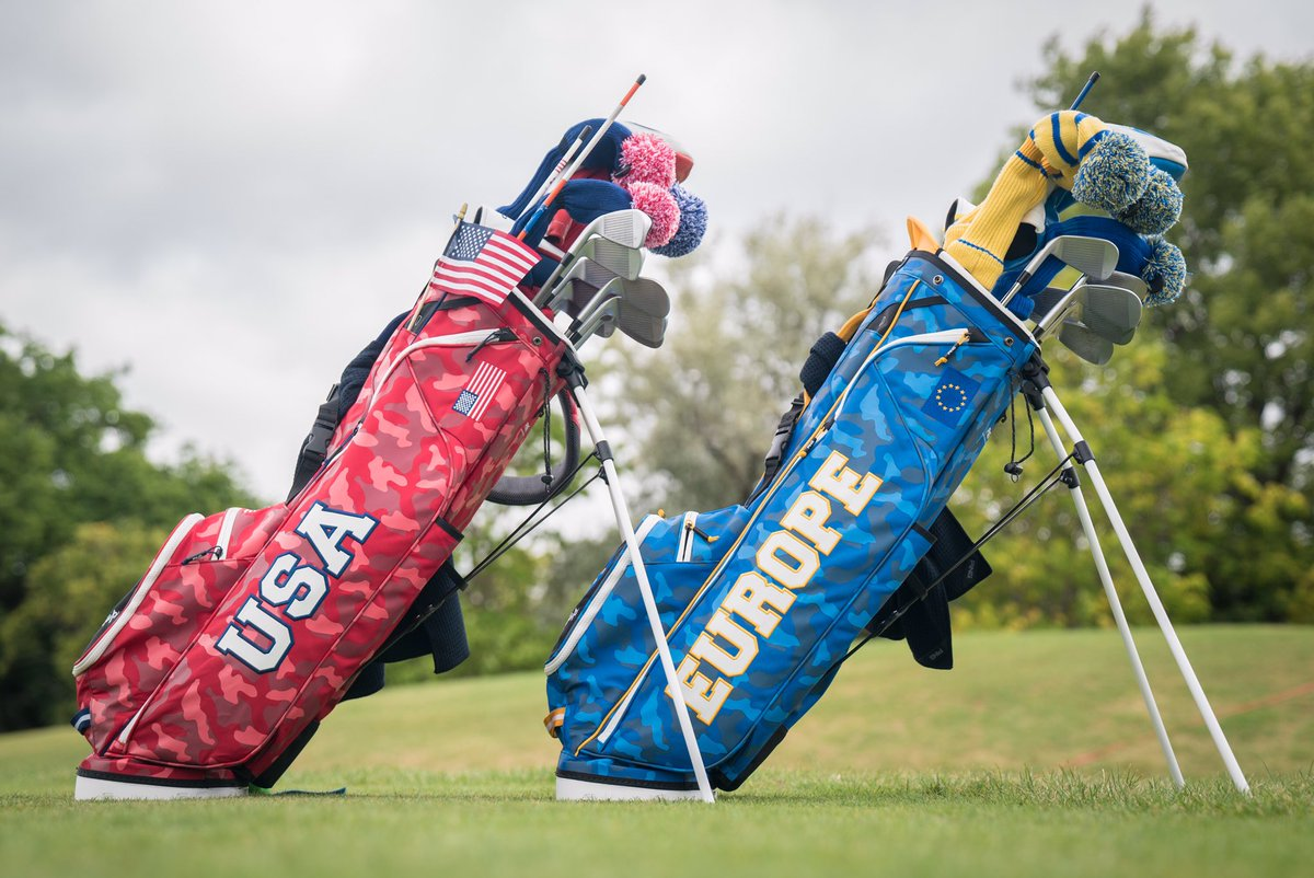 Ping Golf On Twitter Sorry Joe The Team Bags Were Custom Built For Ping Junior Solheim Cup Players Thanks For Asking