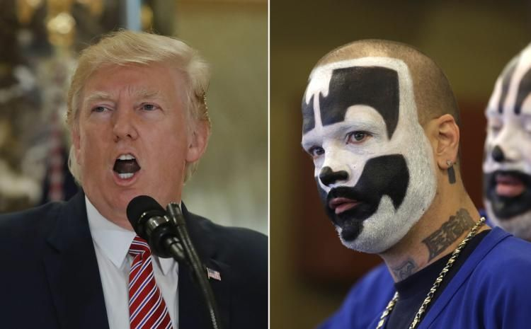 Pro-Trump rally set for showdown with Juggalo march in D.C. next month https://t.co/p7ZlynNUGF