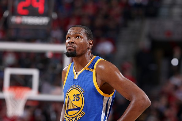 Kevin Durant says he'll skip a potential Warriors trip to the White Ho...