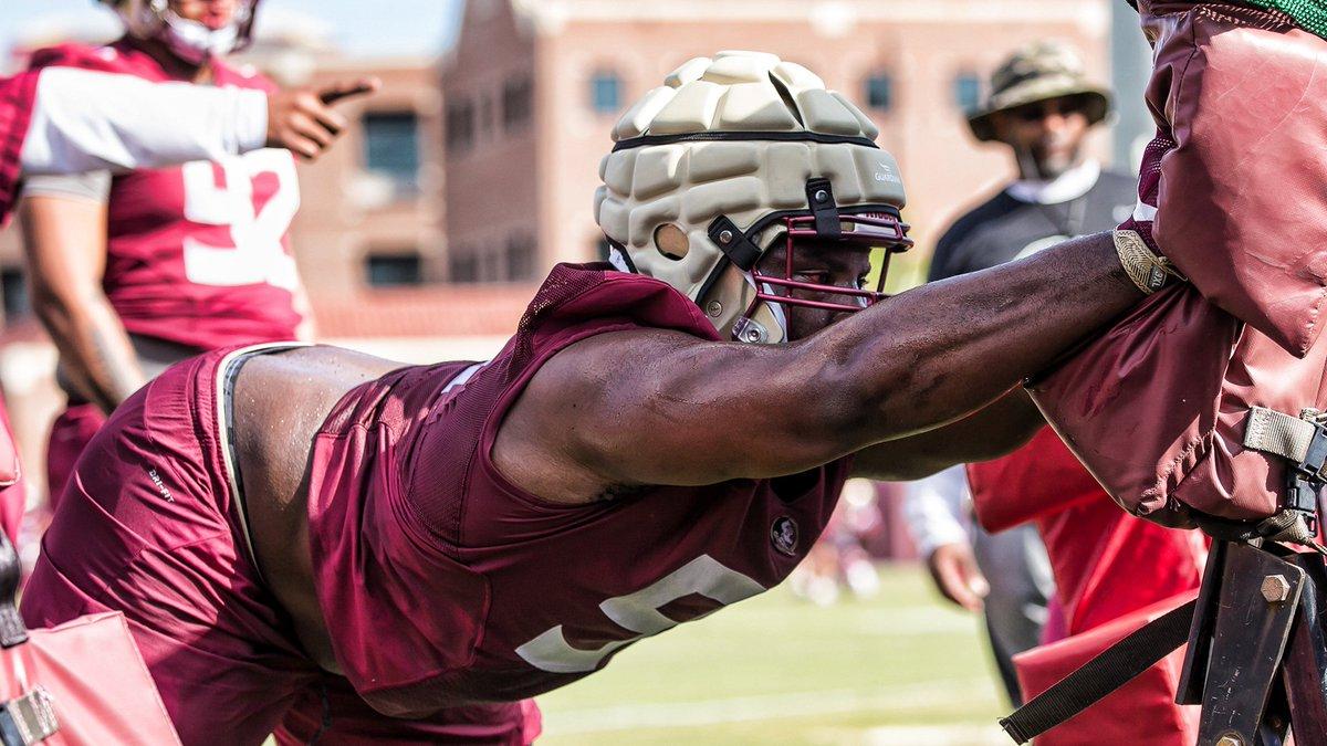 Derrick Nnadi is the defensive line's anchor.  [https://t.co/BAsGeoqAW...