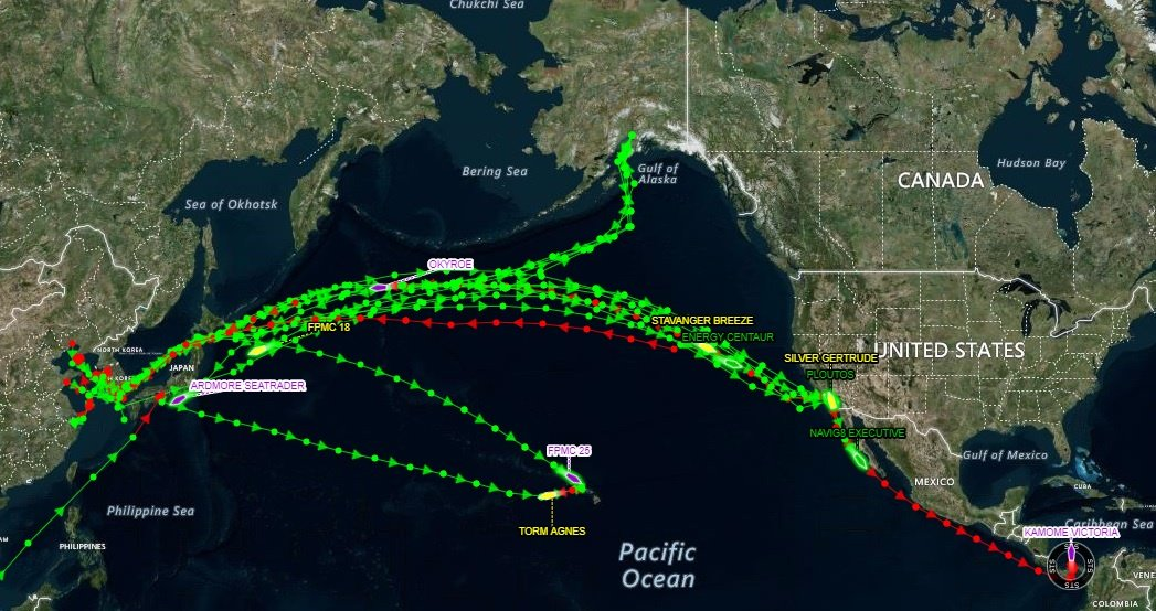 Analysis: USWC August #Jet #Fuel Imports Chart Course for 11-Year Record High  http:// hubs.ly/H08p8yG0  &nbsp;   by @OPIS_WestCoast<br>http://pic.twitter.com/mYiIIZ42H1