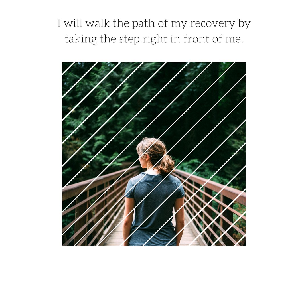 Step by step with your path heading forward...that&#39;s how to live in #recovery.  #sober #sobriety #motivation #motivationalquotes #lifequotes <br>http://pic.twitter.com/zyQ6FA9186