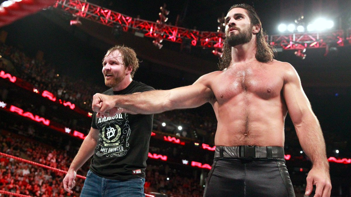 #CatchRAW SHIELD IS BACK !!  <br>http://pic.twitter.com/WRPMSm9gFY